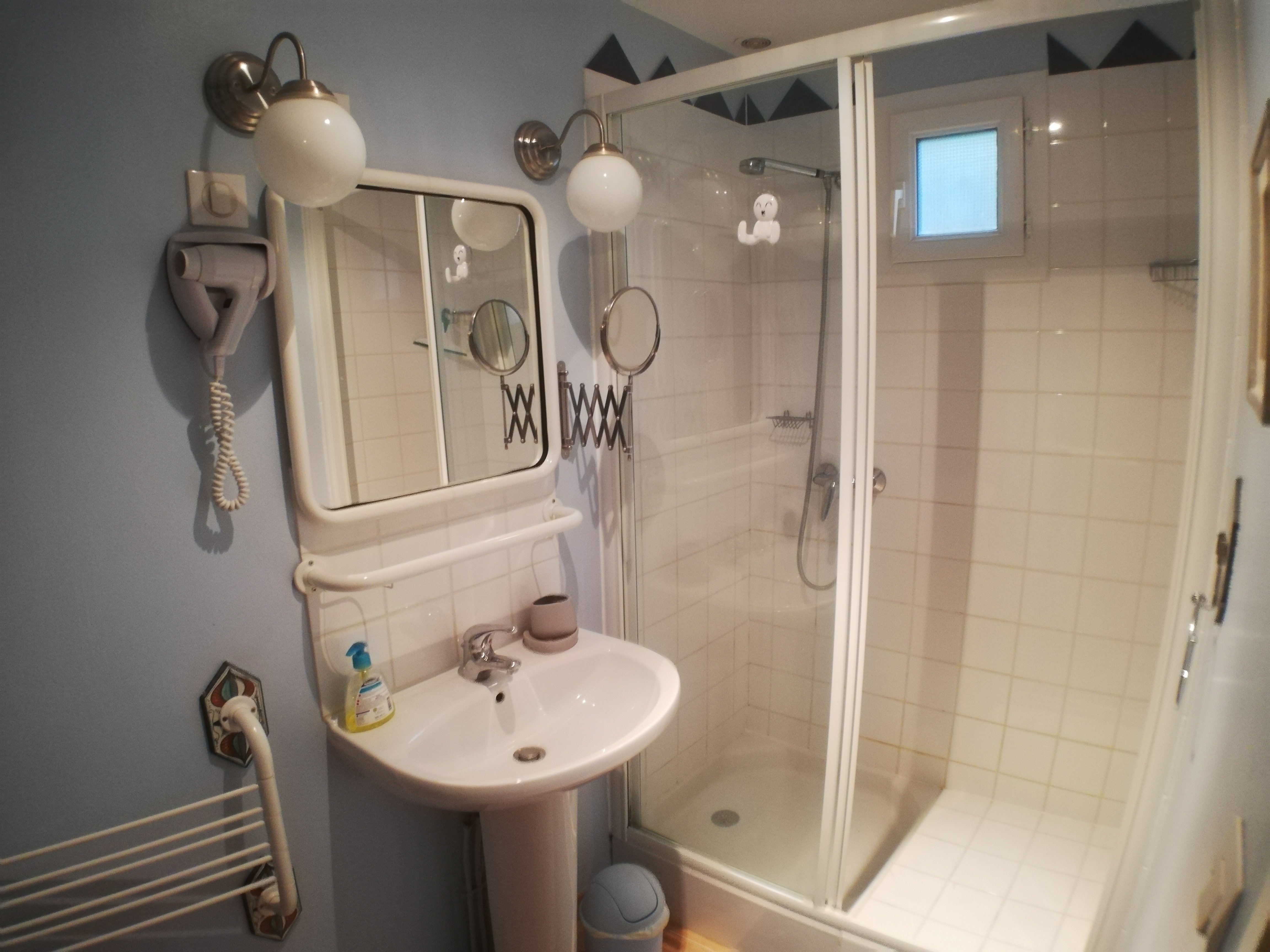 salle de bains- le buis