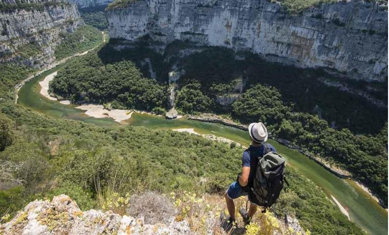 randonnées Ardèche